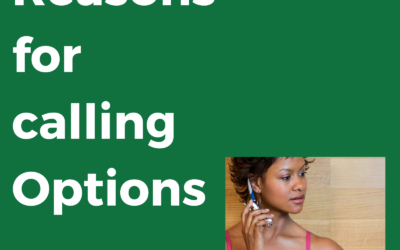 Top 10 Reasons for Calling Options